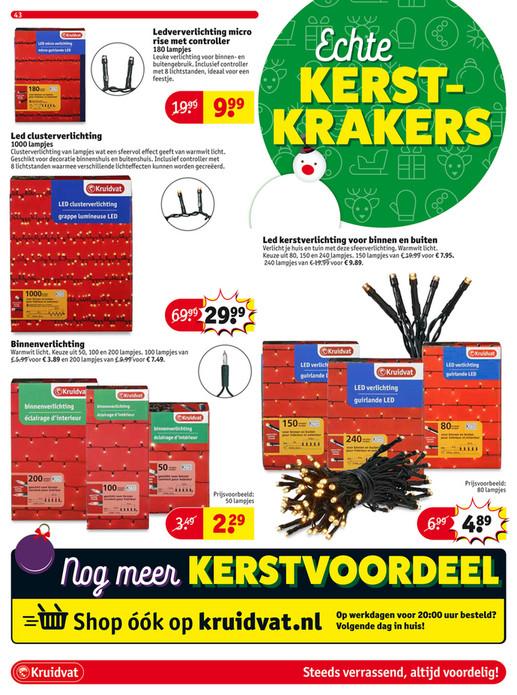 Kruidvat Nederland - Kruidvat folder week 47 - bf - Pagina 40-41